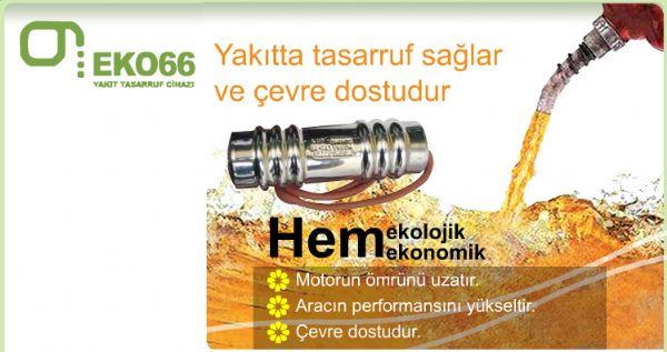 Türk girişimci Talat Mollaoğlu, geliştirdiği 'Eko 66' yakıt tasarruf cihazını 27 ülkeye sattığını açıkladı.